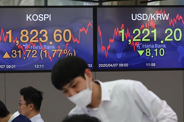 В РК улучшаются биржевые показатели