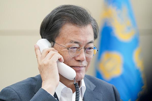 La OMS pide reforzar el papel de Moon Jae In en la lucha contra el COVID-19