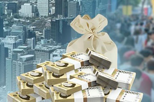 Nợ quốc gia Hàn Quốc tăng 49,2 tỷ USD năm 2019