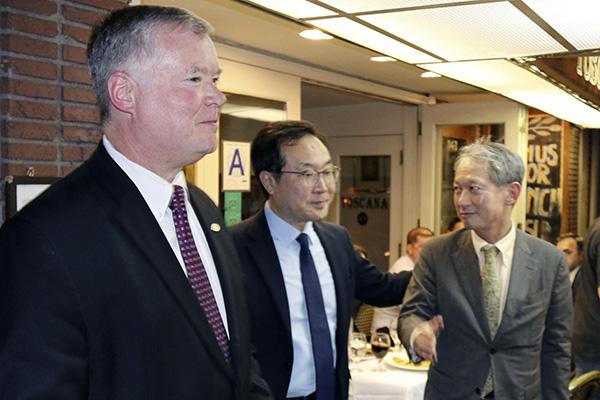 6か国協議の韓日首席代表が電話会談 北韓問題で協力続ける