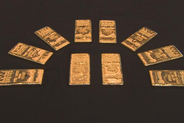 金価格の上昇で金の輸出も急増 新型コロナの影響