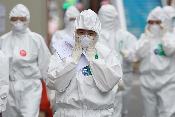 S. Korea Secures Budget for 100 Mln Masks to Prepare for Second Wave of COVID-19