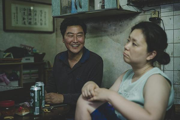「パラサイト」ポン・ジュノ監督とソン・ガンホ、デジタル映画祭に参加