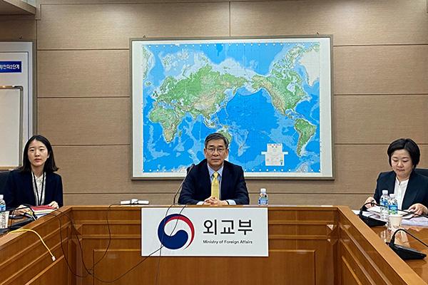 韓国などMIKTA5か国が共同声明 多国間主義活性化の必要性を強調