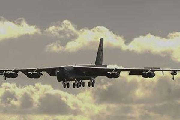 Máy bay quân đội Mỹ tiếp tục tác chiến trên không phận bán đảo Hàn Quốc