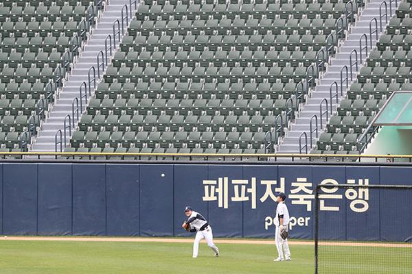 韩国体育界正在研拟无观众比赛方案
