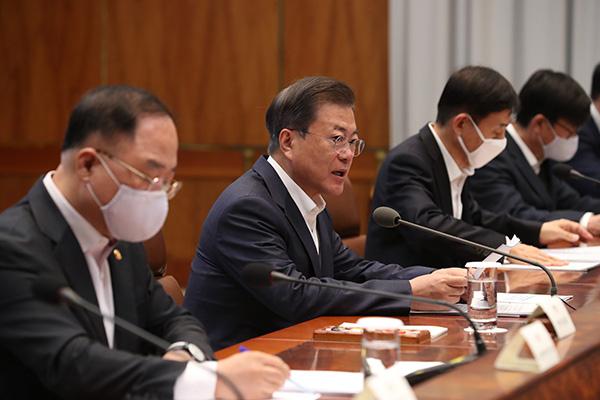 Pemerintah Korsel Umumkan Bantuan COVID-19 Senilai 40 Triliun Won untuk Industri Dasar