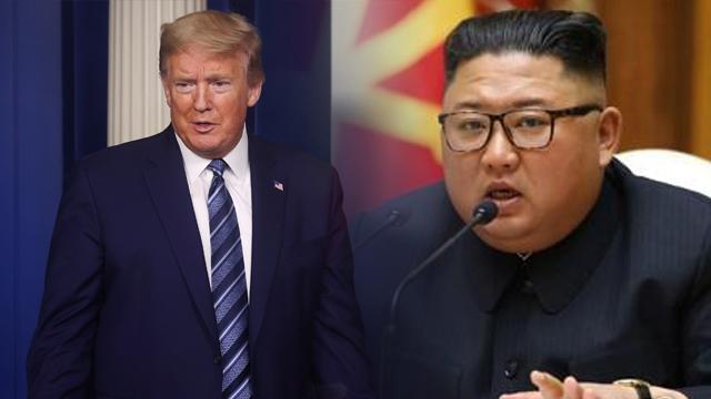 Trump Tidak Tahu Tentang Kondisi Kesehatan Kim Jong-un