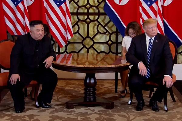 Дональд Трамп не осведомлён о состоянии здоровья Ким Чон Ына