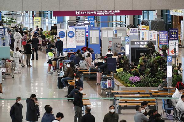 14 حالة إصابة جديدة بفيروس كورونا في كوريا الجنوبية
