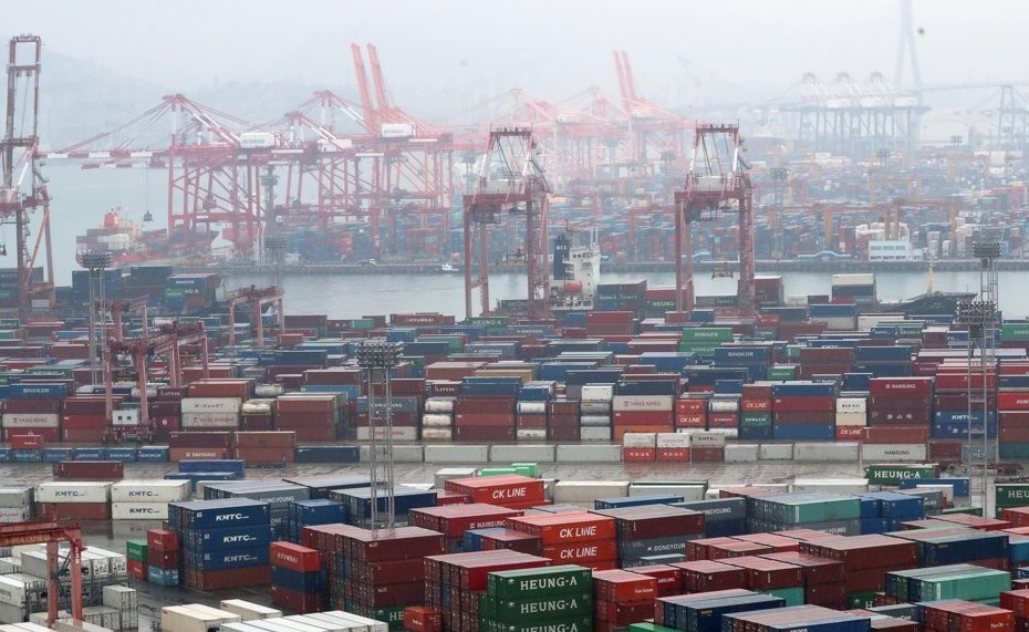 S. Korea's Industrial Output Up 4.2% in June