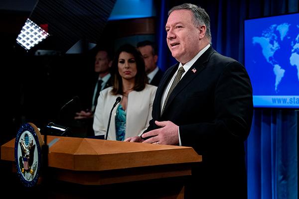 Майкл Помпео: США не исключают нехватки продовольствия и голода в КНДР