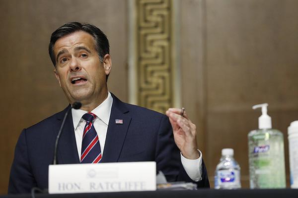 美国国家情报总监提名人对北韩核武器及运输系统深表忧虑