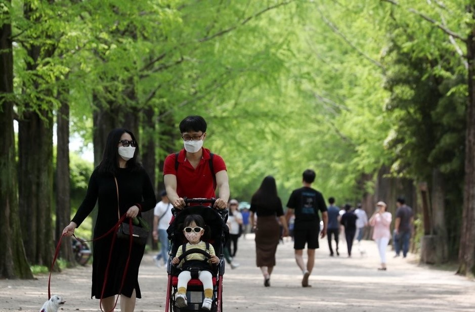 S. Korea Shifts to 'Distancing in Daily Life'