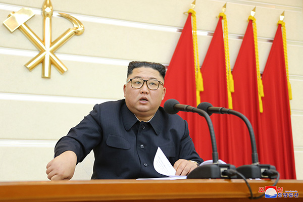 N. Korean Leader Sends 'Verbal Message' to Xi on China's Success on COVID-19