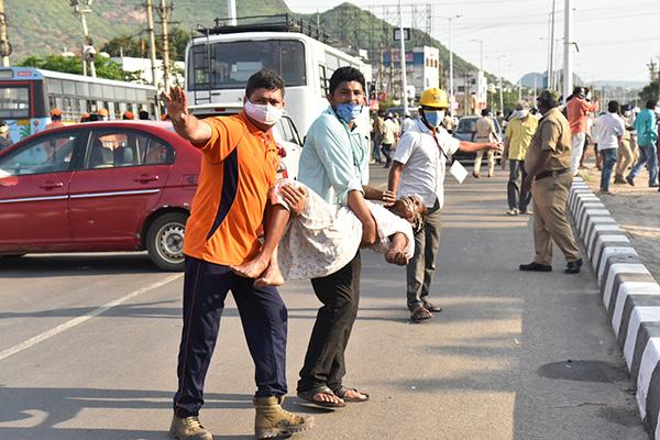 Una fuga en una planta de LG Chem en India deja al menos 11 muertos