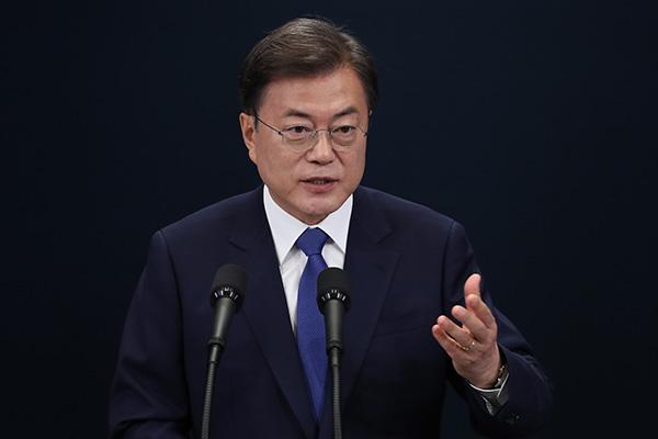 北韓メディア、韓国の新北方政策を非難 文大統領の演説には触れず