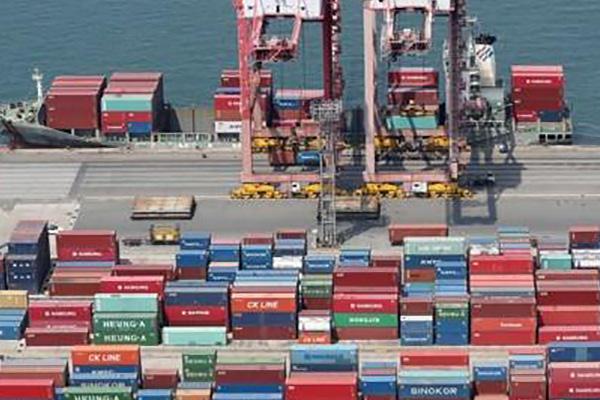 46.3 % تراجعا في الصادرات الكورية في العشرة أيام الأولى من مايو