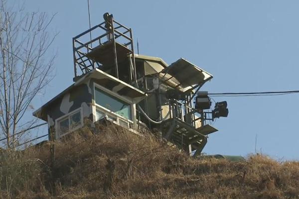 北韓の監視所銃撃 軍当局「意図的ではないが軍事合意違反」