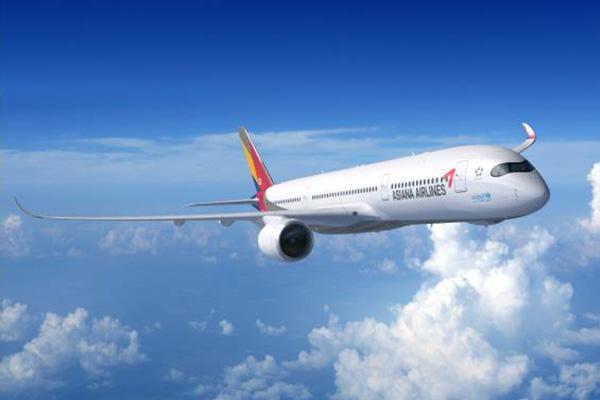 Hãng hàng không Asiana Airlines nối lại đường bay quốc tế