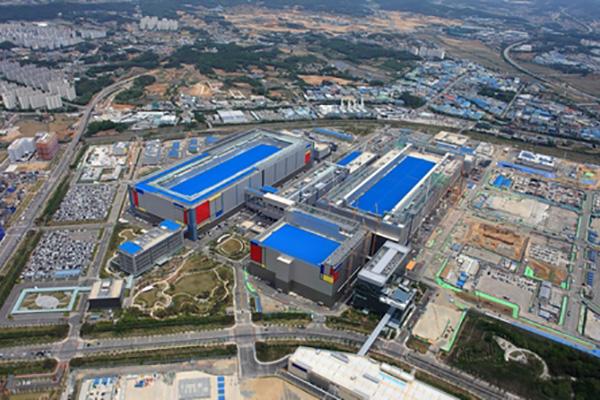 サムスン電子 2番目のEUV生産施設の建設を発表