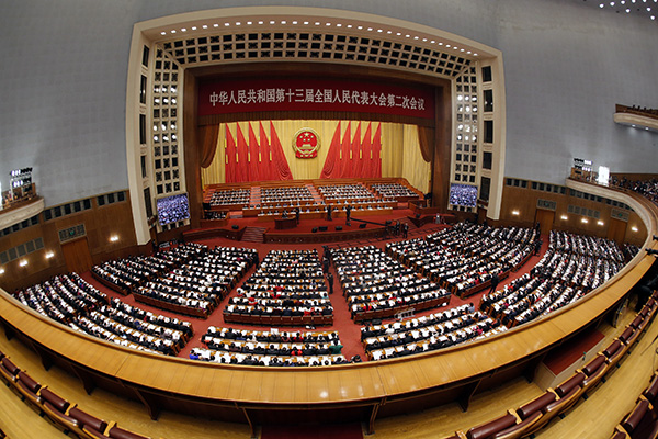 China Doesn't Set Target for 2020 Growth Due to COVID-19 Uncertainties