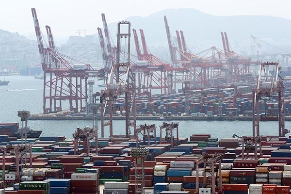 تفاقم أزمة الصادرات الكورية