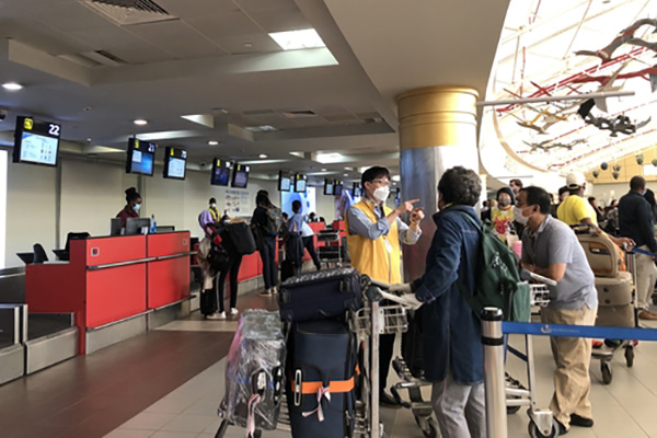 케냐 교민 13명도 무사 귀국…대사관 국제공조 효과