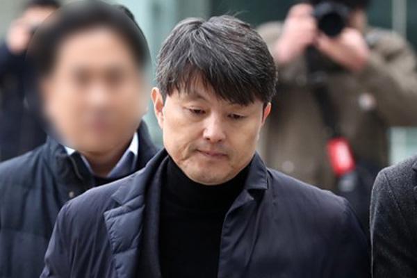 '뇌물수수 혐의' 유재수 전 부시장 1심서 집행유예