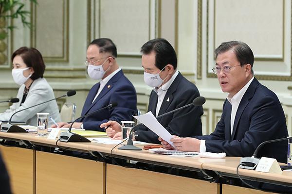 Мун Чжэ Ин: Справиться с кризисом поможет только агрессивная налогово-бюджетная политика