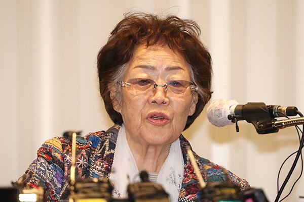 일본군 위안부 피해 이용수 할머니