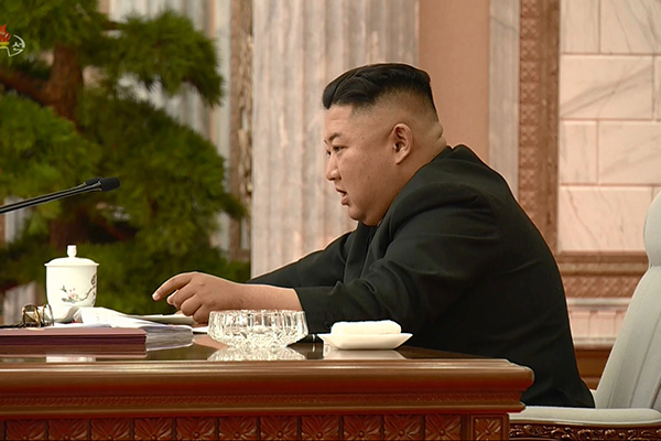 Kim Jong-un Kembali Muncul di Hadapan Publik untuk Urusan Militer