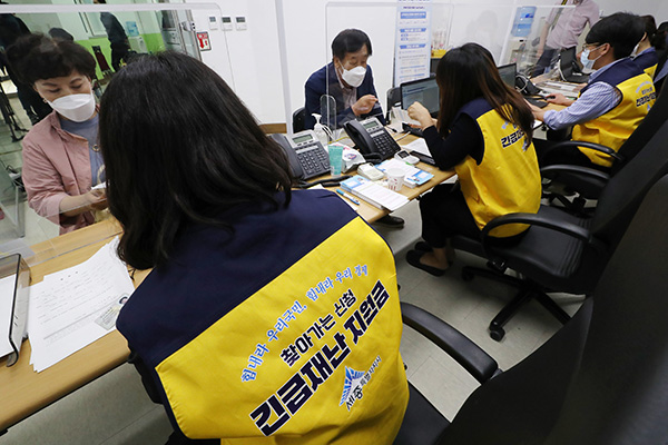 Subsidio por coronavirus llega al 92,8% de los hogares