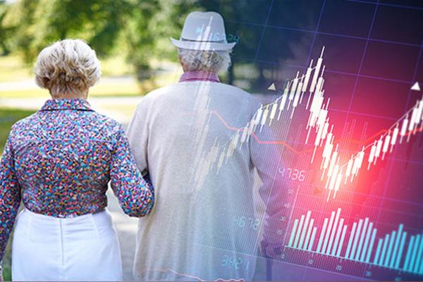 El envejecimiento poblacional puede generar décifit por cuenta corriente