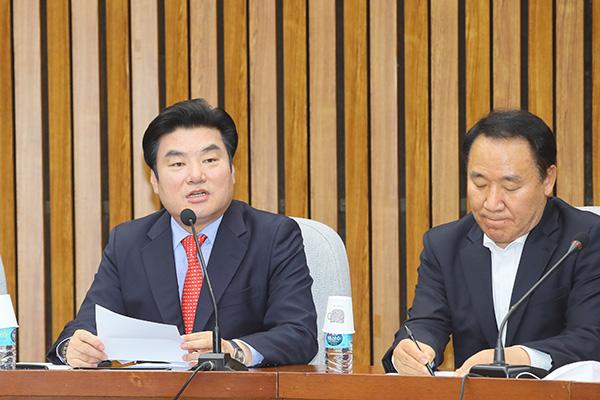 Oppositionspartei verkündet offiziellen Zusammenschluss mit Satellitenpartei