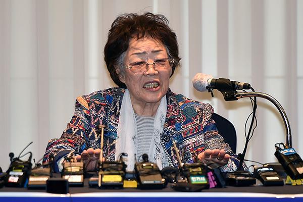 Nenek Korban Perbudakan Syahwat, Lee Yong-soo Gelar Jumpa Pers Kedua