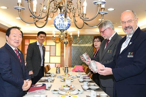 Pyeongchang Siap untuk Gelar International Children's Games Musim Dingin 2021