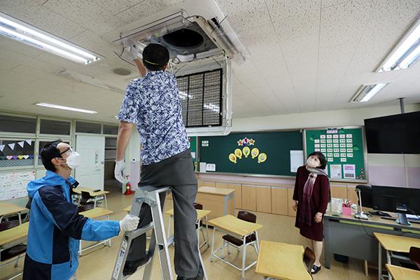 В РК представлены рекомендации по соблюдению повседневного карантина в школах