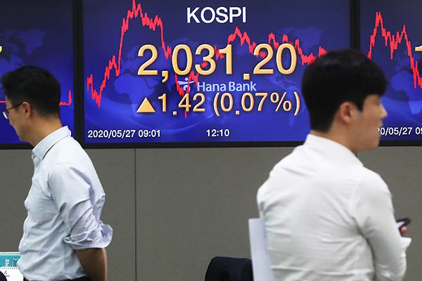 Bourse : le Kospi confirme, le Kosdaq chute