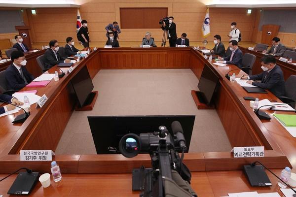 Pemerintah Korsel Serius Tanggapi Konflik AS dan China Terkait Isu RUU Keamanan Nasional Hong Kong