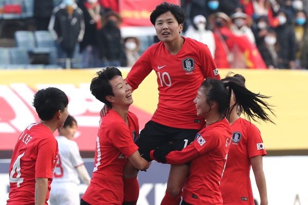 S. Korea to Compete in 2022 FIFA U-20 Women's World Cup