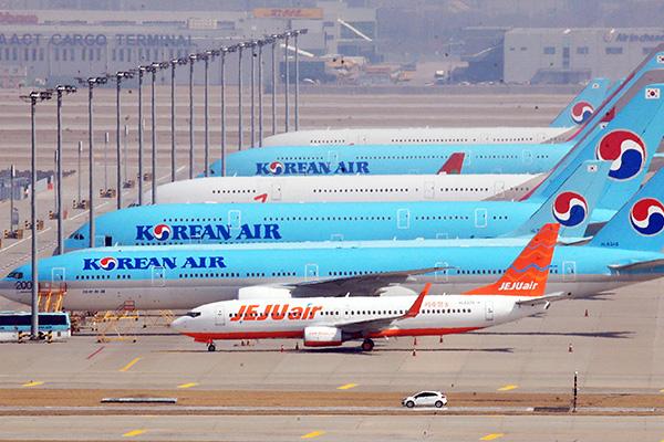 Aerolíneas coreanas reanudarán vuelos internacionales desde junio