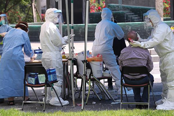 Corea del Sur reporta 58 casos más de COVID-19