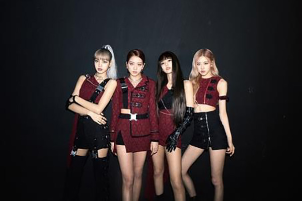 Lady Gagas Song mit K-Popband BLACKPINK oben in iTunes-Hitlisten
