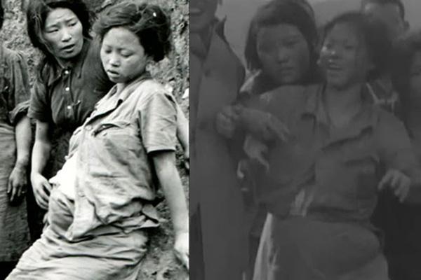 Đài KBS phát hiện đoạn phim về nạn nhân nô lệ tình dục thời chiến