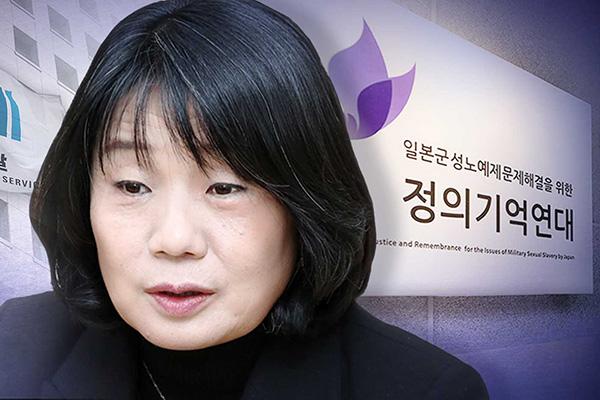 Abgeordnete und Trostfrauen-Aktivistin weist Vorwurf der Unterschlagung zurück