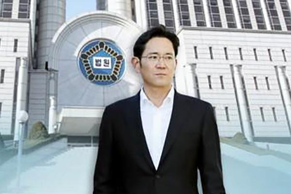 Phó Chủ tịch tập đoàn Samsung tiếp tục trình diện tại Viện Kiểm sát
