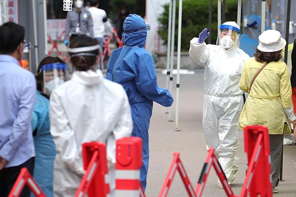 韩新冠病毒确诊病例新增58例 首都圈限制返校人数