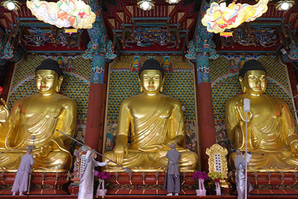 Events Marking Buddha's Birthday Held Nationwide