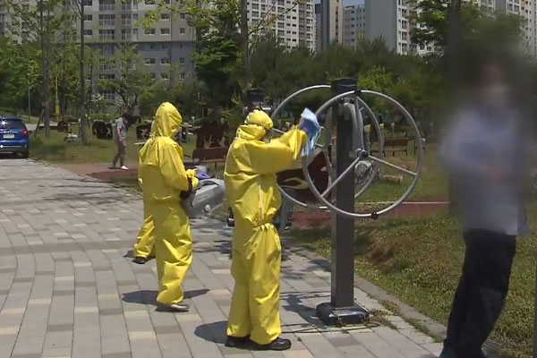Citizens Asked to Avoid Crowded Spaces Under Stepped-up Quarantine Measures